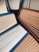 Old Hardback Books — Stock Photo