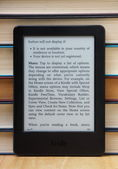 Amazon Kindle — Stock Photo
