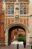 Eton College Architecture — Foto Stock