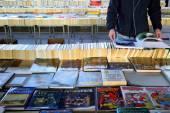 London Book Market — Stockfoto