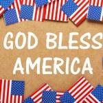 God Bless America — Stock Photo #64505627