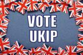 Vote UKIP — Stock Photo