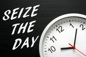 Seize The Day — Stock Photo