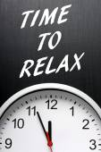 Time To Relax — Stock Photo