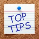 Top Tips — Stock Photo #75530475