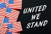 United We Stand — Stock Photo