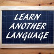 Learn Another Language — Stock Photo #78048850