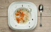 Wedding noodle soup — Foto de Stock