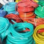 Plastic hoses — Stock Photo #52791617