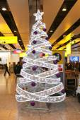 Heathrow Christmas — Stock Photo