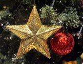 Estrela de ouro — Fotografia Stock