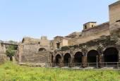 Ancient civilization site — Stock Photo