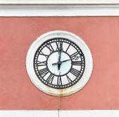 Viejo reloj público — Foto de Stock