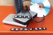 Recover data — Zdjęcie stockowe