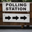 Polling station — Stock Photo #72228251