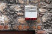 Alarm burglar — Stock Photo