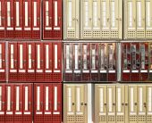 Postboxes — Stock Photo
