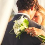 Wedding Couple in Love — Stock Photo #54852963