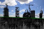 Industry. — Stock Photo