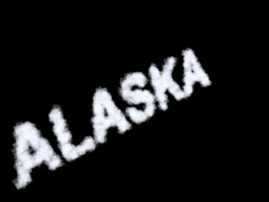 State of USA.Alaska. — Wideo stockowe
