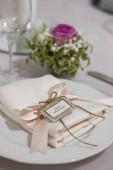 Ceremony silverware  — Stock Photo