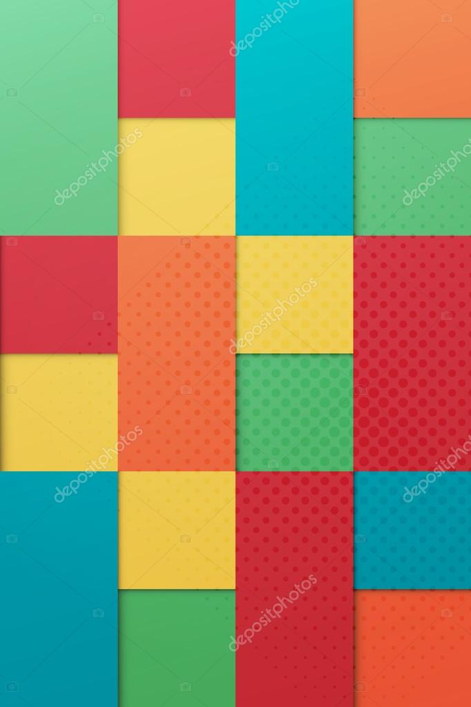 Seamless Grid Pattern Abstract Contemporary Background Stock ...