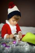 Theme Christmas photo — Stock Photo