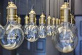 Edison lamps — Stock Photo