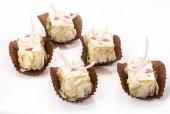Cream cake — Stock Photo