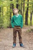 Ritratto di un ragazzo — Foto Stock