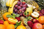 Heerlijk vers fruit — Stockfoto