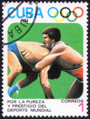 Olimpics Games, Los Anbgeles 1984 — 图库照片