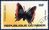 Postage stamp printed in Nigeria — Stock Photo