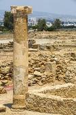 パフォス古代遺跡 — ストック写真