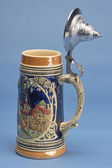 German Beer Stein — Stock Photo