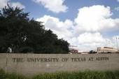 Universidade do Texas em Austin — Fotografia Stock