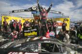 NASCAR:  Mar 30 STP 500 — Stock Photo