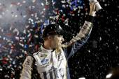 NASCAR:  Jun 28 Quaker State 400 — Foto de Stock
