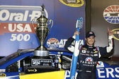 NASCAR:  Sep 01 Oral-B USA 500 — Stock Photo