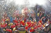 NASCAR:  Nov 09 Quicken Loans Race Heroes 500 — Stock Photo