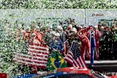 The Tudor United SportsCar Championship — Stock Photo