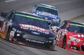 NASCAR:  Apr 24 Toyota Owners 400 — Stock Photo