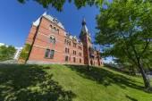 Private Ivy League Cornell University — Stock Photo