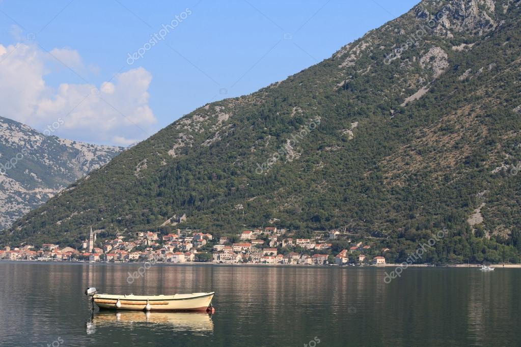 рыбалка в которе черногория