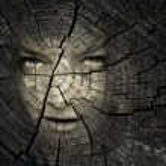 Cracked face — Stock Photo #60484747