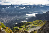 The Alps at Innsbruck — Stock Photo