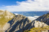 The Alps at Innsbruck — Stock fotografie