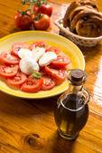 Mediterranean Diet — Stock Photo