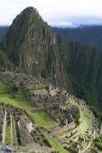 Inca City of Machu Picchu, Peru — Stock Photo