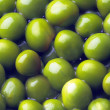 Green pea background — Stock Photo #63312255
